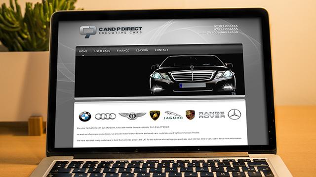 Car Dealer Website System