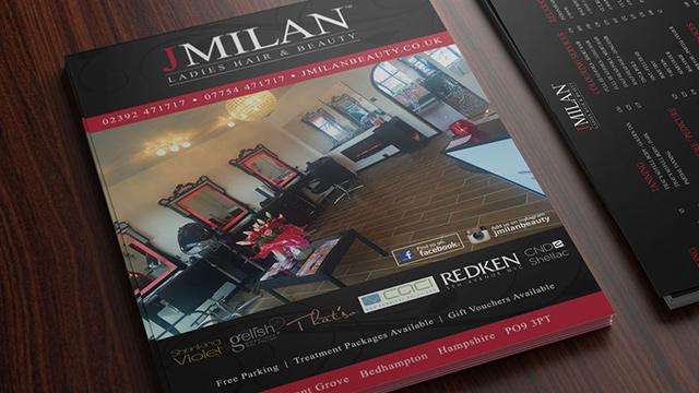Freelance Leaflet Design