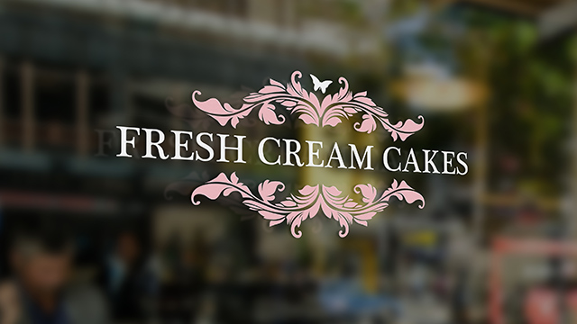 Cake Company Branding