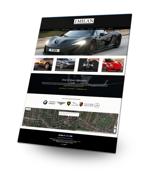 Website Design Hampshire